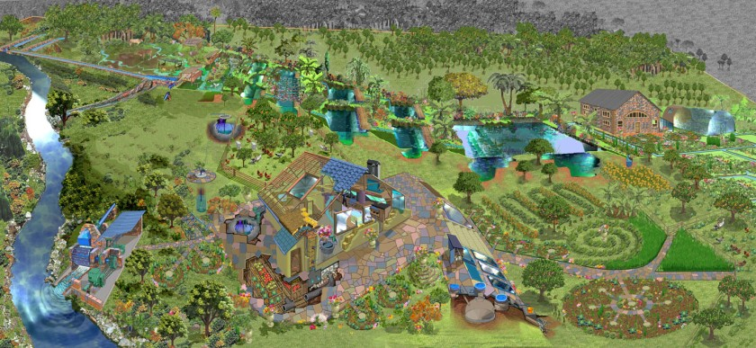 Permaculture Design Approach Example